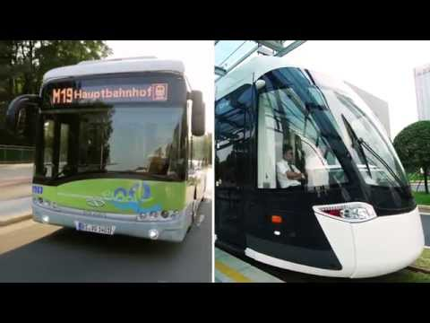 PRIMOVE e-vehicles in passenger service (Full version)