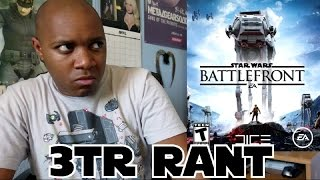 RANT - Star Wars Battlefront: No Single Player or Space Battles