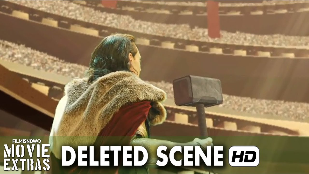 "Marvel Cinematic Universe: Phase Two Collection ""Loki's Coronation Deleted Scene"""