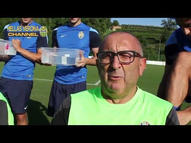 Staff Tecnico - Ice bucket challenge