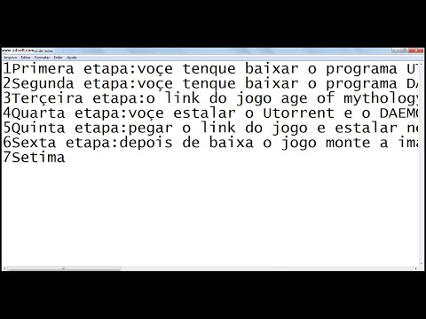 Tutorial de como baixar Age of Mythology-The Titans.avi