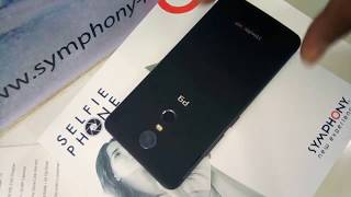 SELFIE PHONE SYMPHONY P9 Review SYMPHONY new experience New Video 2017