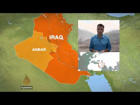 Iraqi forces launch Anbar counteroffensive against ISIL