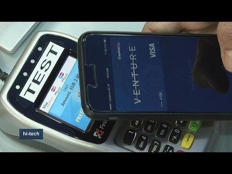 Download  Visa brings Contactless purchases with your phone a swish nearer Gratis, download lagu terbaru