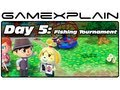 Animal Crossing: New Leaf - Day 5: Trippy Fishing Tournament (3DS Video Preview)