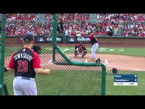 Josh Donaldson shines with nine homers