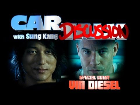 Car DISCUSSION w/ Sung Kang - Special Guest VIN DIESEL