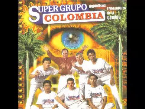 Super Grupo Colombia - Copos de Nieve
