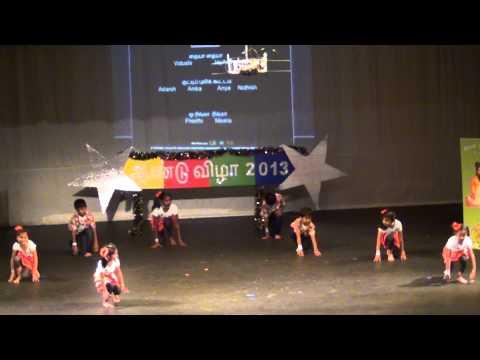 Dance of Thaiya Thaiya Kuttipuli Kootam & Oh Ringa Ringa