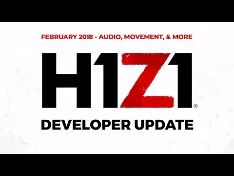 February Developer Update: Improvements to Audio, Grenades, Movement, & More! [Official Video]
