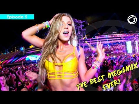 New Best Electro & House MEGA Dance Club Mix 2015 | By Anthony Gerrard