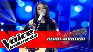 Jasmine - Sampai Jadi Debu | Blind Auditions | The Voice Indonesia GTV 2018