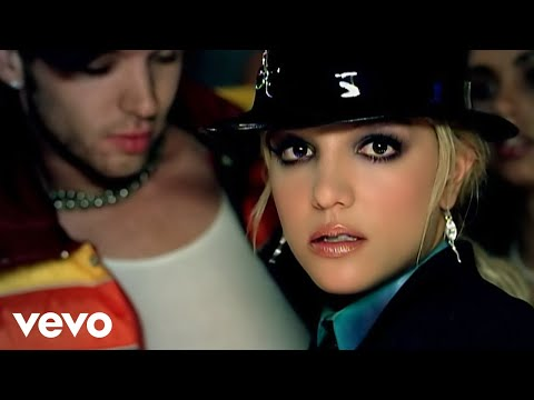 Britney Spears - Me Against The Music (Justice Remix) (Featuring Ma