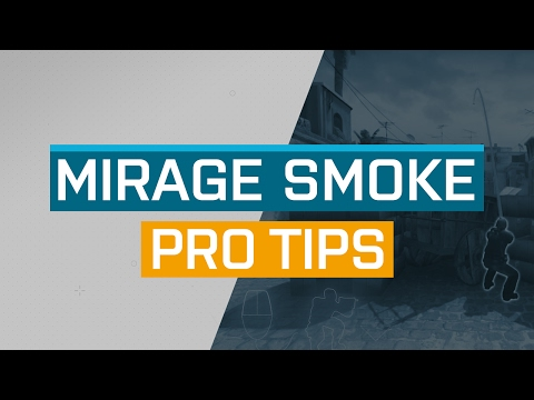 ProTips: Mirage - Mid Window Smoke