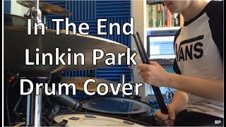download lagu In The End- Linkin Park- Drum Cover gratis