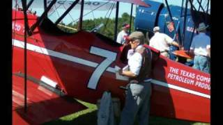 """Air Mail Days"" at Antique Airfield 2008"