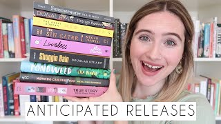 Anticipated Book Releases | July - December 2020