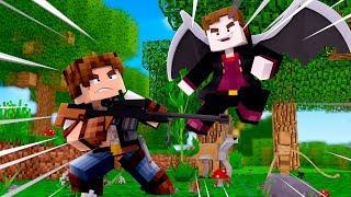 Minecraft - HABILIDADES DE UM VAMPIRO ! - AVENTURA ANIMAL Ep 5 ‹ LOKI ›