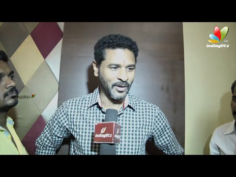 Prabhudeva clarified on his next film with Vadivelu | Press Meet | Action Jackson, Next Movie