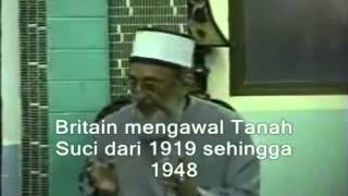 Sheikh Imran Hosein - Dajjal Al-Masih Malay Sub Full [fixed audio]