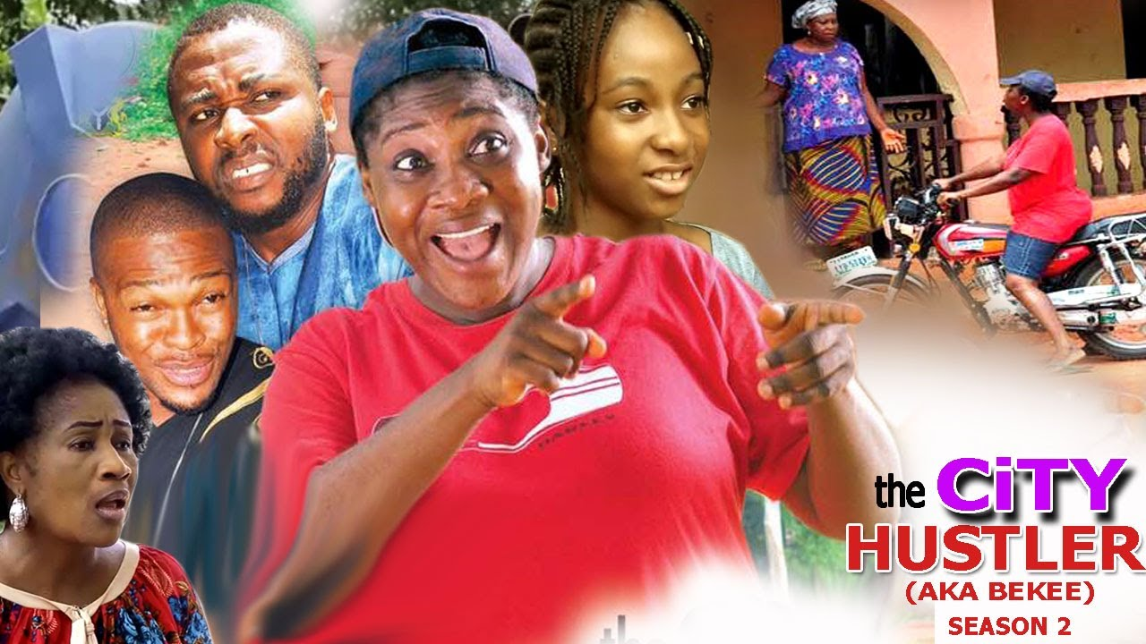 The City Hustler Nigerian Movie - Mercy Johnson, Onny Michael [Season 3]