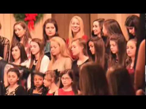 Junior Chorus of Stone Ridge School of the Sacred Heart - 2014 at National Shrine - 01/09/2014