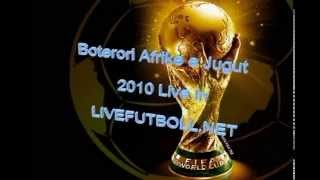 World Cup 2010 South Africa Live In Livefutboll.net 11 June-11 July