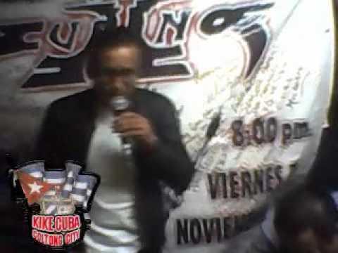 TRANSMISION RETRO EN RADIO BEMBA MR DIESEL KIKE CUBA TOÑO JUANITO ALIMAÑA