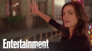 The Originals: Phoebe Tonkin's On Set Tour  | Entertainment Weekly