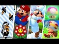 Evolution of Forgotten Super Mario Power-Ups (1988 - 2018)