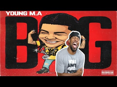 [ REACTION ] Young M.A - BIG (Official Music Video)‼ This was FIRE‼