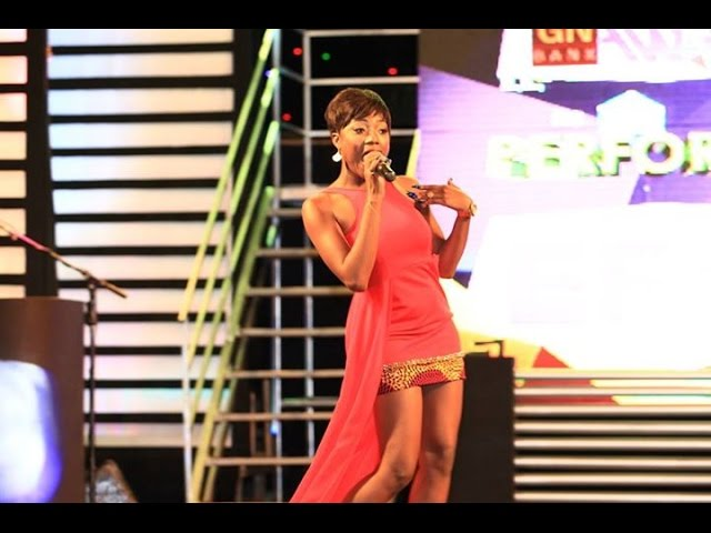 Efya - Performance @ GN Bank Awards | GhanaMusic.com Video