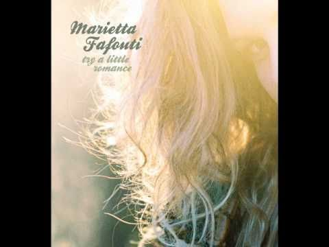 Marietta Fafouti - Don't stop by Inner Ear Records