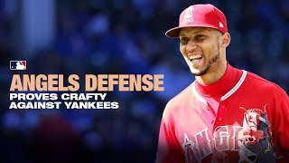 Angels defense proves crafty against Yankees (Hidden Ball Trick!)