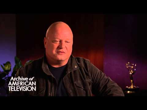 Michael Chiklis discusses getting cast on Wiseguy - EMMYTVLEGENDS.ORG
