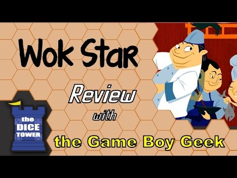 Wok Star Review - with the Game Boy Geek