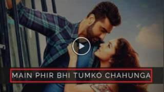 download lagu Phir Bhi Tumko Chahunga - Full Song  Arijit gratis