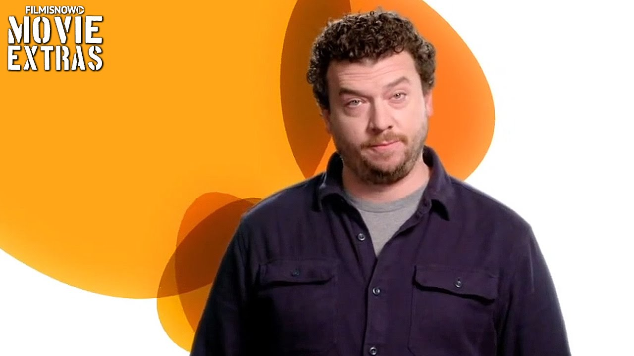The Angry Birds Movie | On-set with Danny McBride 'BOMB' [Interview]