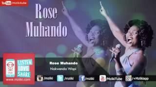 Nakwenda Wapi | Rose Muhando | Official Audio