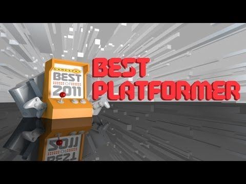 Winner: Best Platformer of 2011