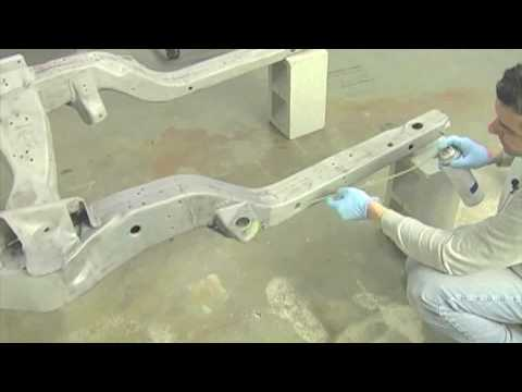 Internal Frame Coating - Prevent Rust - from Eastwood