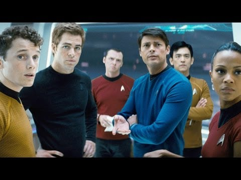 'Star Trek Into Darkness' Synopsis Hints At Villain's Identity