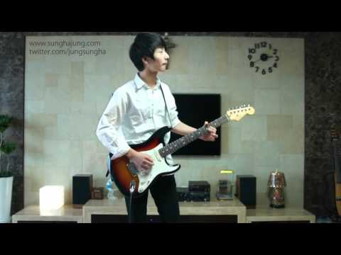 Sungha Jung - Cannon Rock