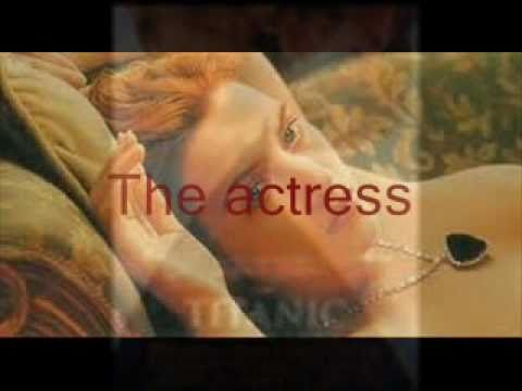 Titanic Actress Farewell video