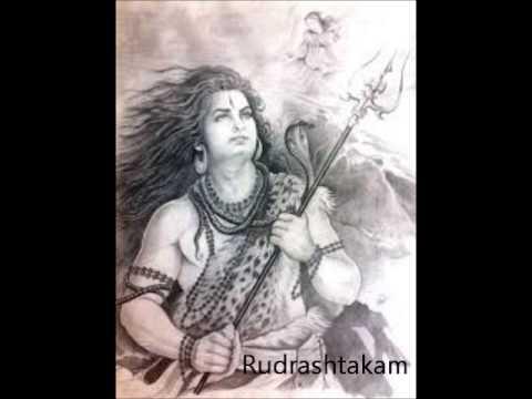 Shiva Rudrashtakam video