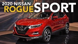 2020 Nissan Rogue Sport First Look - 2019 Chicago Auto Show