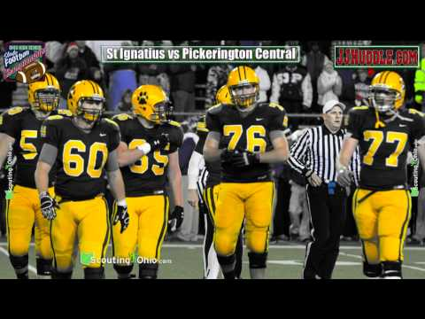 St Ignatius vs Pickerington Central 2011 Ohio State Championship Game