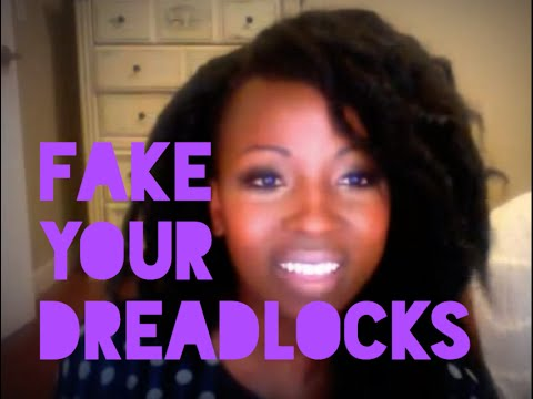 Protective Style Twists on Crochet Braids with big bun and bangs style with Scarf
