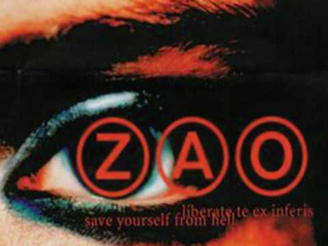 Zao - The Ghost Psalm