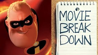 Story Structure Analysis- incredibles - MBD